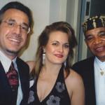 Bobby Sanabria and Benny Powell