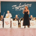 Singing with Larry Elgart Orchestra San Francisco 1986