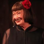The lovable improviser Sheila Jordan