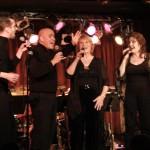 At Anne Phillips' Jazz Nativity