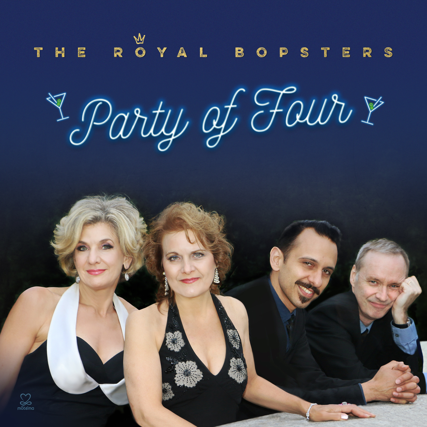 The Royal Bopsters Party of Four